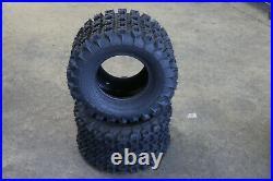 BOSS RACING 20X11-9 Replacement ATV UTV 6 Ply Tires BANSHEE RAPTOR YFZ