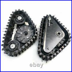 Direct Replacement Rear Axle Track Assemly kit for for ATV UTV Snow Sand Buggy