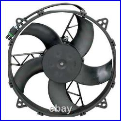 Moose Utility ATV UTV OEM Replacement Radiator Cooling Fan Polaris
