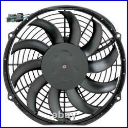 Moose Utility ATV UTV OEM Replacement Radiator Cooling Fan Polaris Ranger