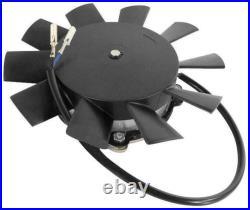 QuadBoss RFM0006 High Performance OE Replacement ATV UTV Cooling Fan Assembly