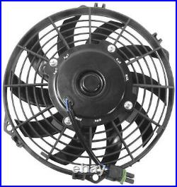 QuadBoss RFM0023 ATV UTV OE Replacement Cooling Fan