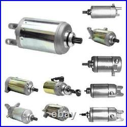 QuadBoss SND0402 New Replacement Electric ATV / UTV Starter Motor