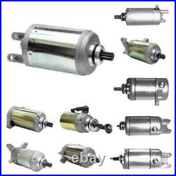 QuadBoss SND0459 New Replacement Electric ATV / UTV Starter Motor