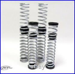RT PRO Pro Dual HD Rate Replacement Spring Kit For Polaris RZR XP 1000 2 Seat