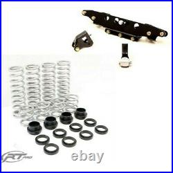 RT Pro 1.5 Lift & Heavy Duty Rate Spring Bundle For Polaris RZR S 900 4 Seat