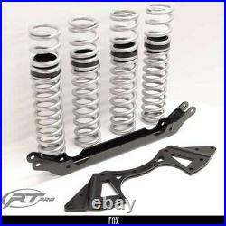 RT Pro 2 Lift Kit & Standard Rate Springs For RZR 800 4 Seat With Fox Podium