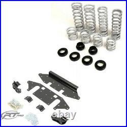 RT Pro 2 Lift Kit & Standard Rate Springs For RZR XP 900 Walker Evans Edition