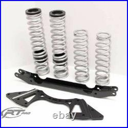 RT Pro 2 Lift & Standard Rate For 2012+ RZR 800 WEE 50 With Front Sway Bars