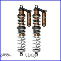 RT Pro FXP88508053 2.5 Podium RC2 Front Shocks For 2011-14 Polaris RZR XP 900