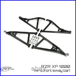 RT Pro Front Arm Replacement Kit For 14-15 RZR XP 1000 WithO Front Sway Bar