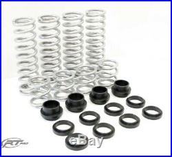 RT Pro HD Rate Replacement Springs For 2011-2014 RZR XP 900 With Fox Podium