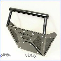 RT Pro RTP1002K Black Winch Mount DX Front Bumper For Polaris 900 & 1000 XP