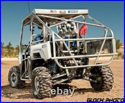 RT Pro RTP5101205 Black Powder Coated 2 Lift For Polaris Ranger XP 700/800
