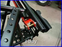 RT Pro RTP5101214 Heavy Duty Black Powder Coated 2 Lift Kit For Polaris RZR 800