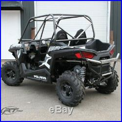 RT Pro RTP5401615 Black Roll Cage With Roof For Polaris 900 & 1000S RC1
