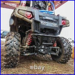 RT Pro RTP5401707 Heavy Duty Rear MX Bumper For Polaris Ace 325 570 900 SP