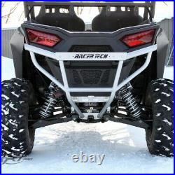 RT Pro RTP5401727 Black Powder Coated Rear Bumper For Polaris 900 & 1000S