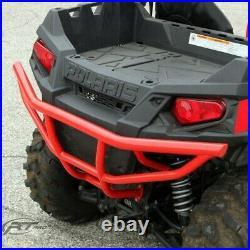 RT Pro RTP5401767 Black Powder Coated 570 Rear Bumper For Polaris RZR 570
