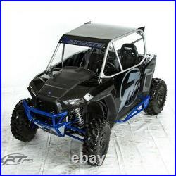 RT Pro RTP5401815 Black HD Nerf Bars For Polaris 900 S & 1000 S