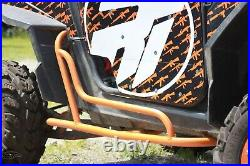 RT Pro RTP5401855 Heavy Duty Nerf Bars For Polaris RZR XP 900