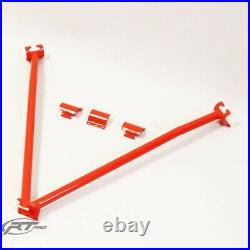 RT Pro RTP5402604 Black Roll Cage Roof Brace For 2013+ Can Am Commander Maverick