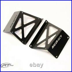 RT Pro RTP5701419 Block Powder Coated Bed Delete Brackets For Polaris RZR XP 900