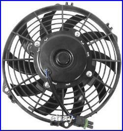 Replacement Quad Boss ATV and UTV Cooling Fan Assemblies RFM0017 KAWASAKI Teryx