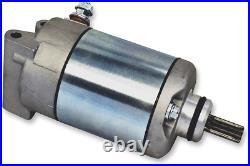 Ricks Motorsport Electrics Replacement Starter Motor For Polaris ATV UTV 61-523