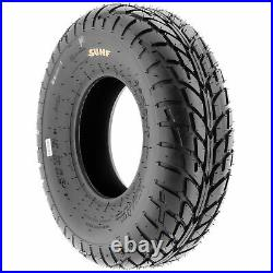 Set of 4, 19x6-10 & 18x9.5-8 Replacement ATV UTV 6 Ply Tires A021 by SunF