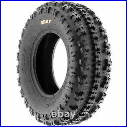 Set of 4, 23x8-11 & 22x10-10 Replacement ATV UTV 6 Ply Tires A027 by SunF