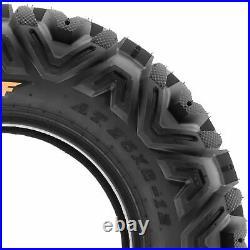 SunF Replacement 28x11-12 28x11x12 All Terrain ATV UTV Tire 6 Ply A033 Single