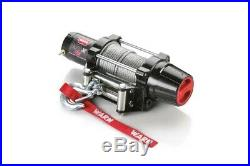 Warn 101045 VRX 45 Power Sport Winch With 4500 LB Capacity 50' FT Steel Rope