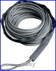 Warn 77212 Winch Replacement Synthetic Rope UTV SXS ATV