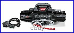 Warn 89305 ZEON (R) 8-S 12 Volt Electric 8,000 LB Capacity Winch With 100 FT Rope