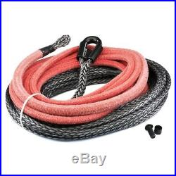 Warn 91820 100 FT Spydura Pro Heat Treated Synthetic Winch Cable