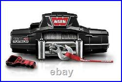 Warn 92810 Zeon 10 Platinum Winch With 10,000 LB Capacity & 80 FT Wire Rope