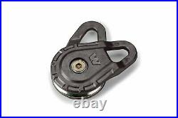 Warn 93195 Multi Purpose Epic Snatch Block For Doubling The Pulling Power