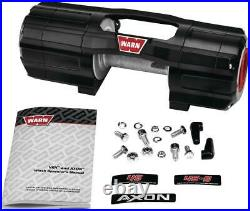Warn AXON 4500-RC Replacement Service Winch for ATV and UTV Side-by-Side 101608